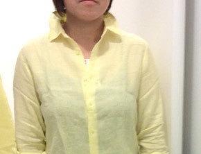 イメージカラー診断の実例|レモンイエロー 40代主婦