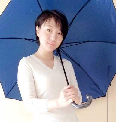 似合わない色の傘|札幌・小樽 パーソナルカラー診断