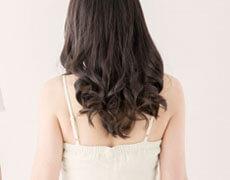 ウェーブタイプの代表的なヘアスタイル