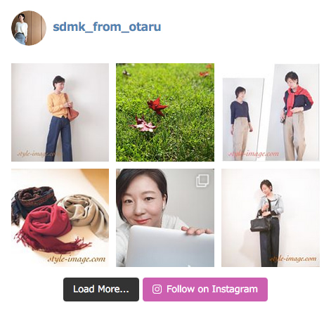 Instagramへのリンク
