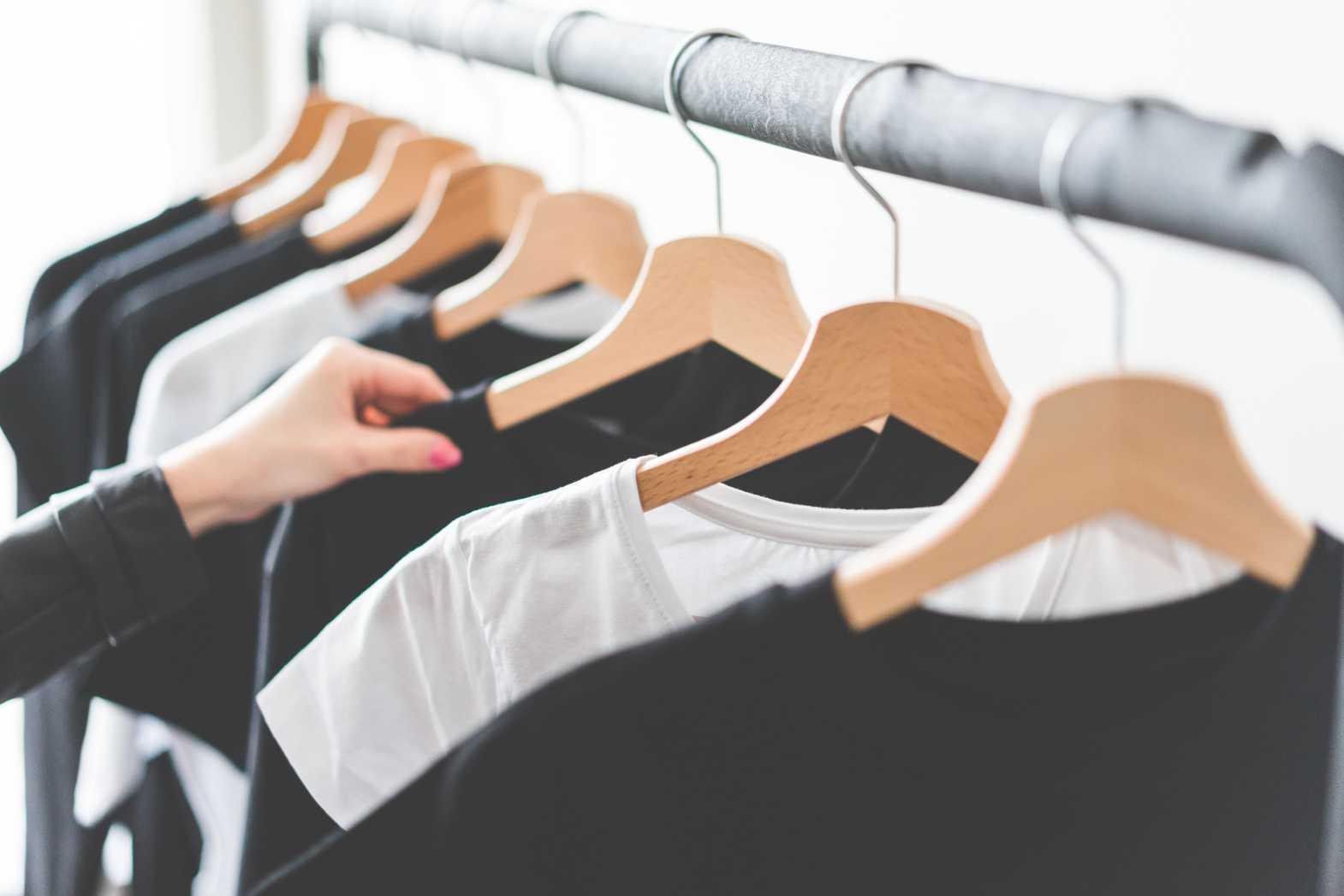 自分に必要な服がわかるようになるので  買い物がスムーズになり、無駄がなくなる。