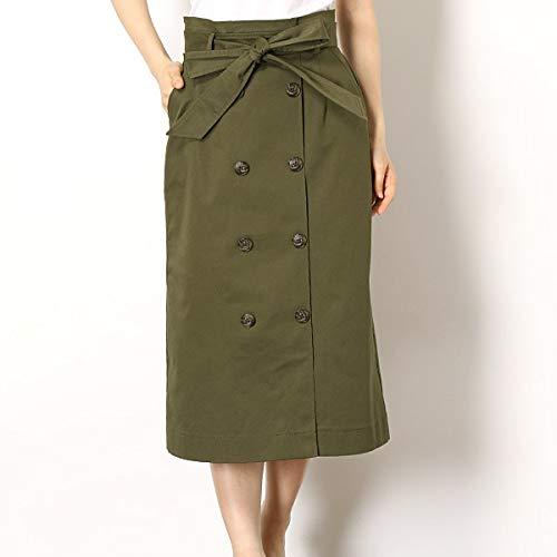 授業参観コーデに無地のタイトスカート